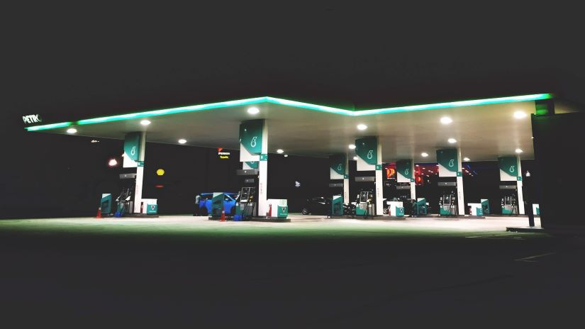 Alternative Fuel - Petrol Station