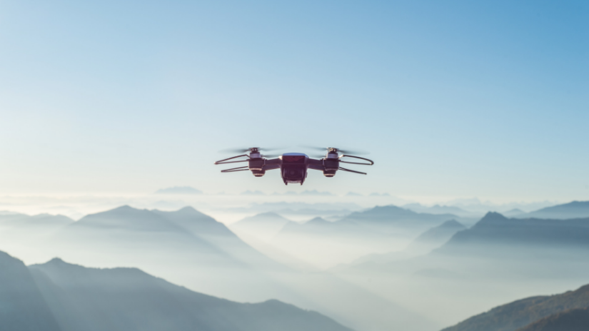 why drones are the futur eof fleet management
