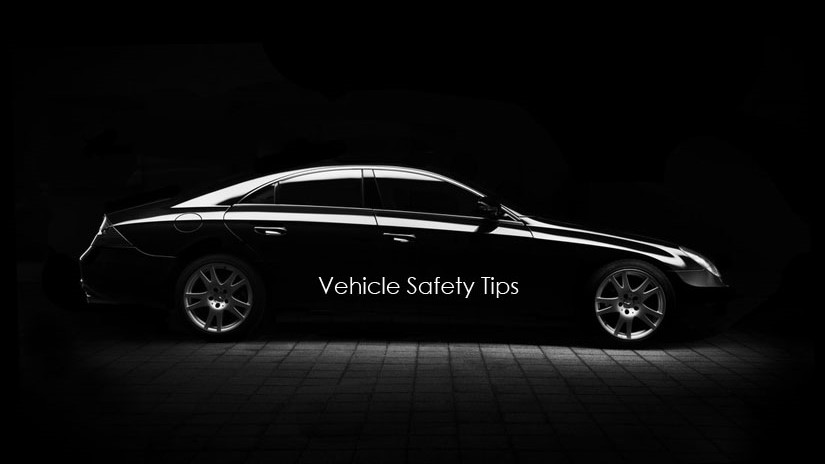 Vehicle safety tips during lockdown